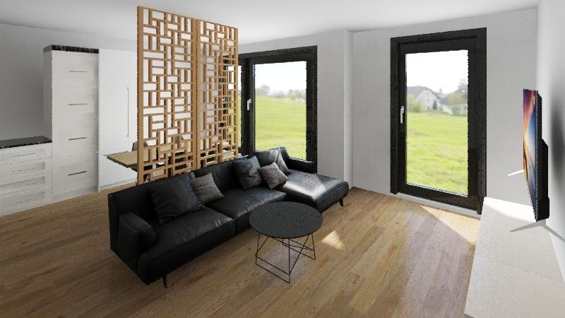 NOWHUCKA 1 Interior Design Render
