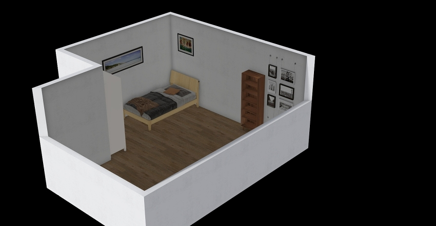 dudu01 Interior Design Render