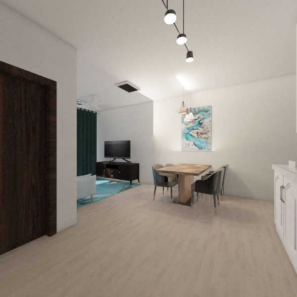 Kenwingston Interior Design Render