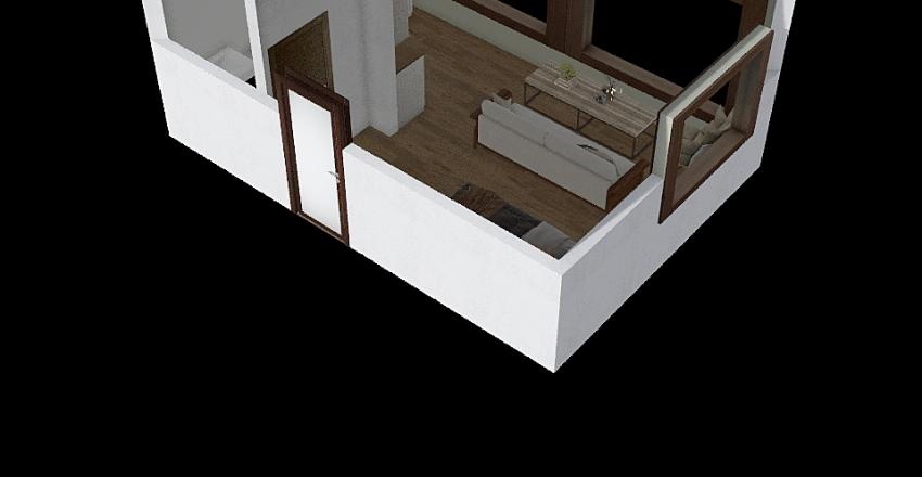 Treehouse 3 (basic) Interior Design Render