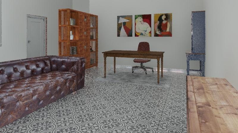 depa Interior Design Render