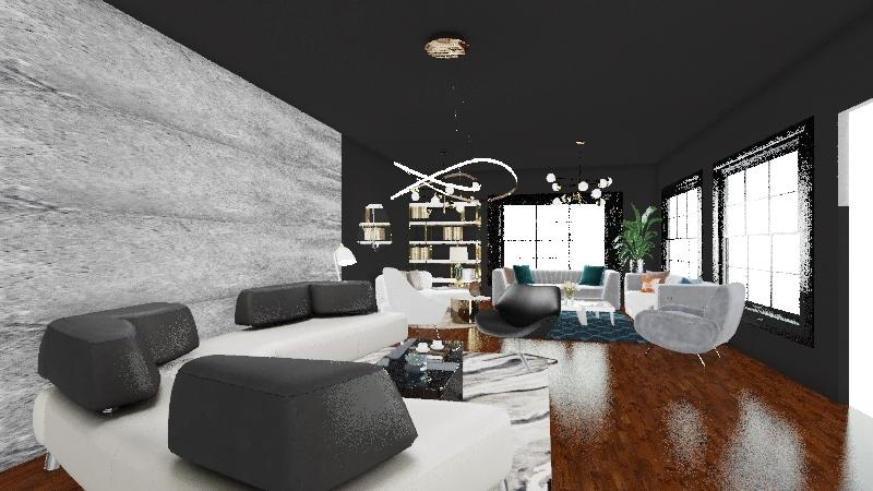 stand Mr yaich  Interior Design Render