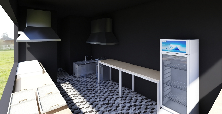 caca 2 Interior Design Render