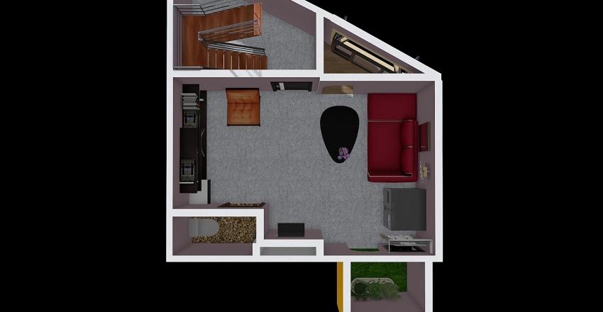 panthai 9 1 fl m 3 Interior Design Render