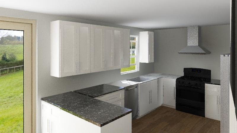 424 S College - rev 1 Interior Design Render
