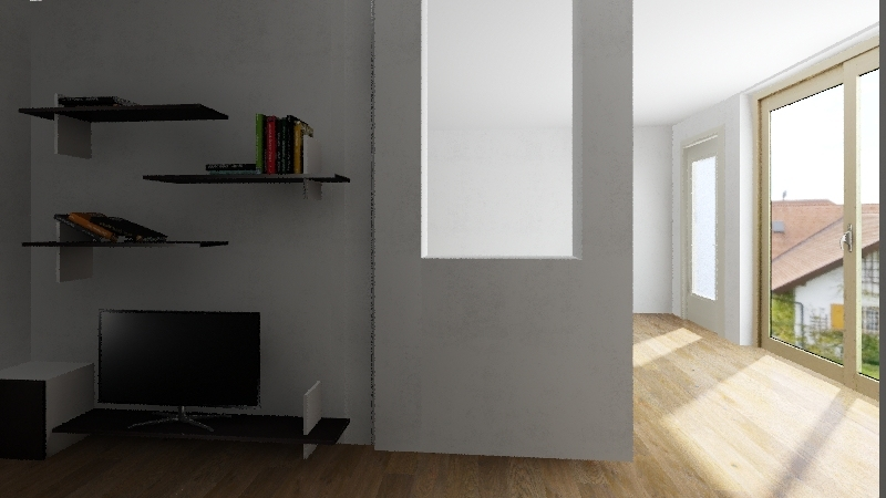 moja 1 original Interior Design Render