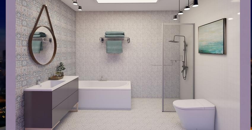 service design 1225 浴室內裝定案 Interior Design Render