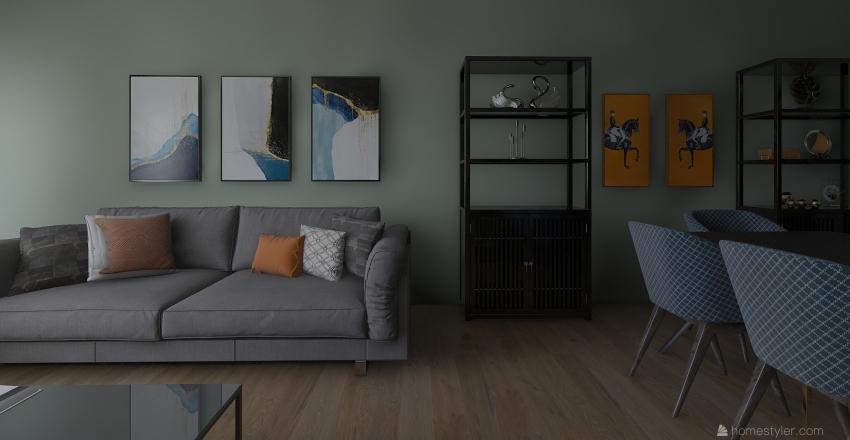 vvf Interior Design Render
