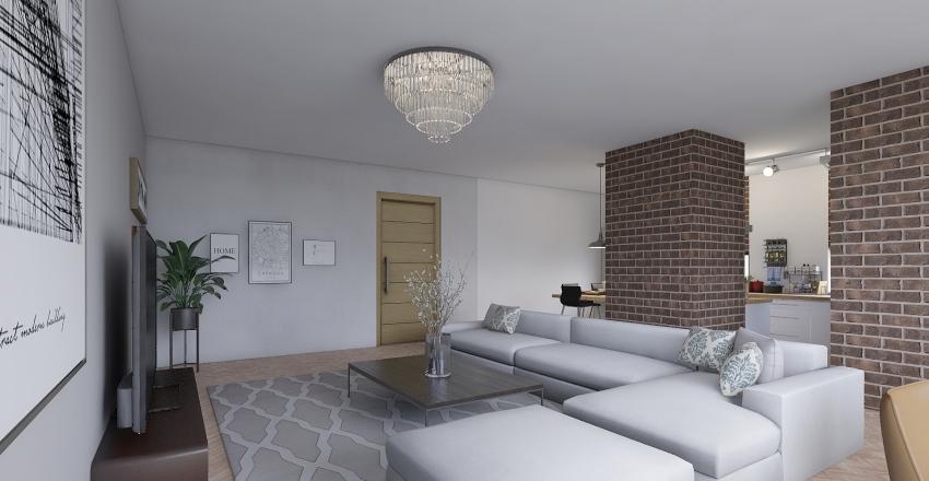 So brand new Interior Design Render