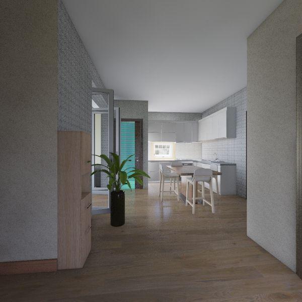 házterv4 Interior Design Render