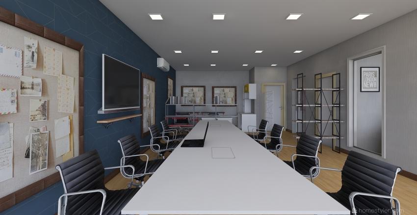 AGI (Lt. 3 Graha GML) Interior Design Render