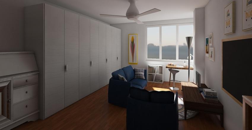 la tana Interior Design Render