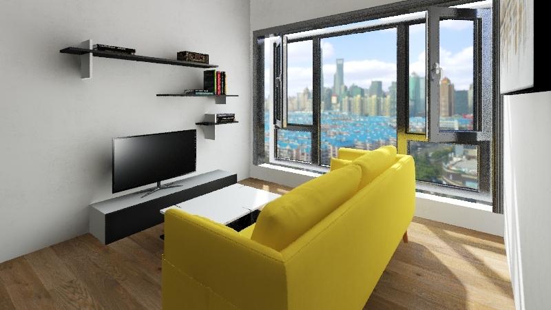 v04 madrid Interior Design Render