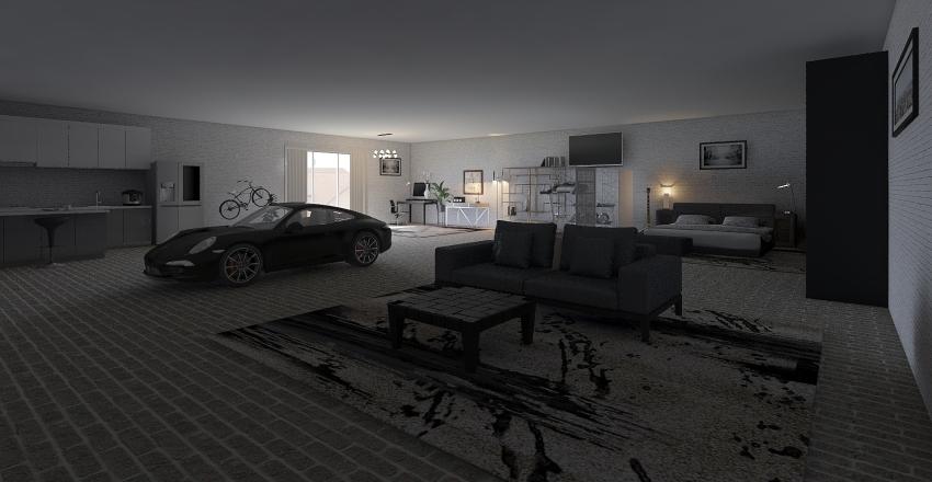 проект 3 Interior Design Render