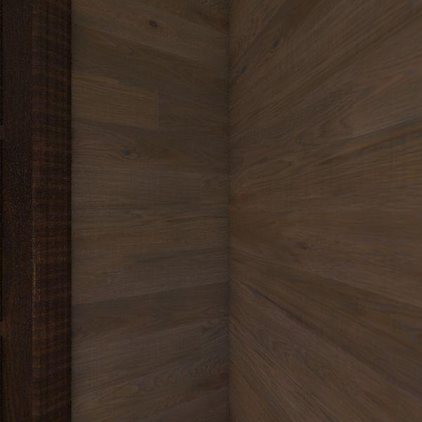 Cabaña_amueblada Interior Design Render