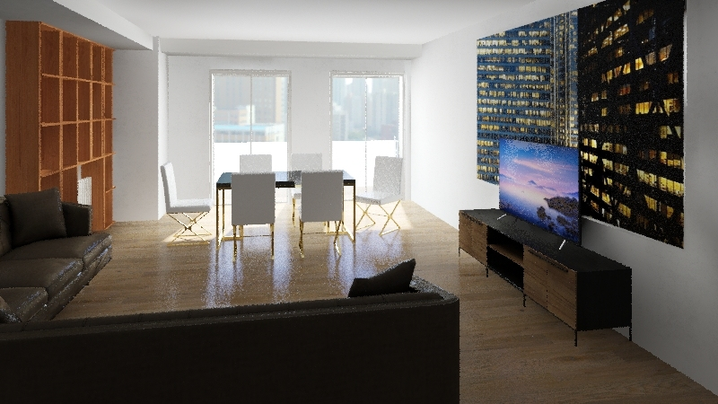 new app Interior Design Render