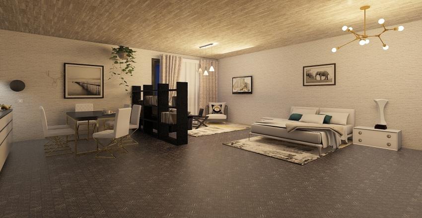 haha Interior Design Render