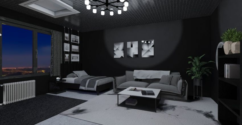 проект 4 Interior Design Render