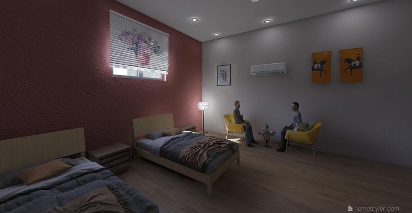 شوت 1 Interior Design Render