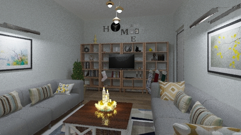 пр1_2612_2 Interior Design Render