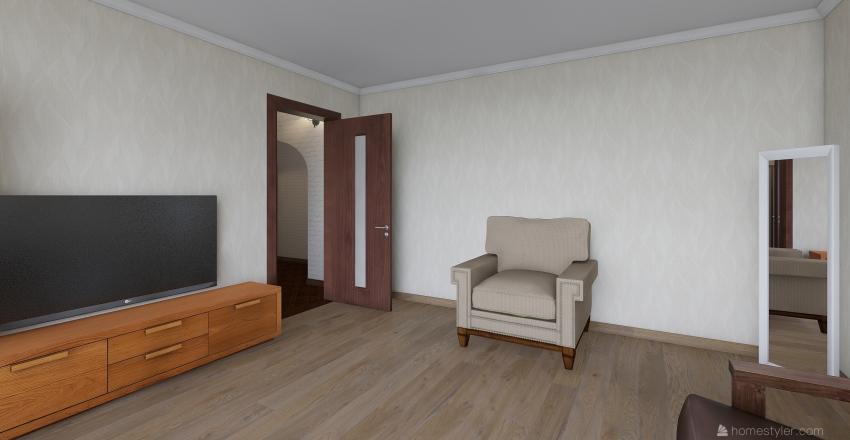 My house Variant 1 Interior Design Render