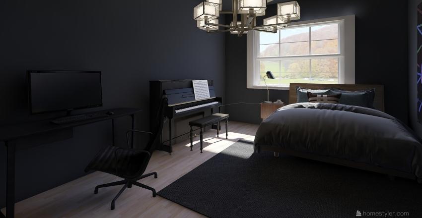 fam 8 Interior Design Render