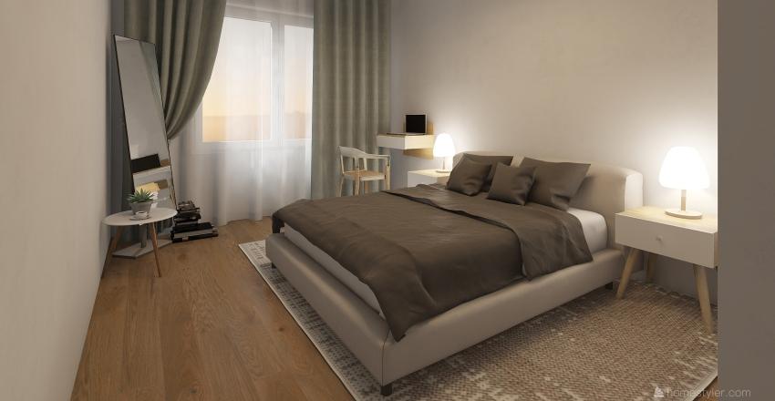MM Tuzla Interior Design Render