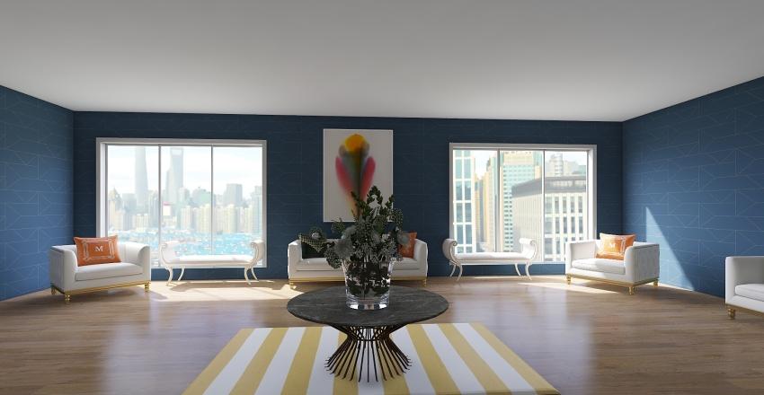hotel posh  Interior Design Render