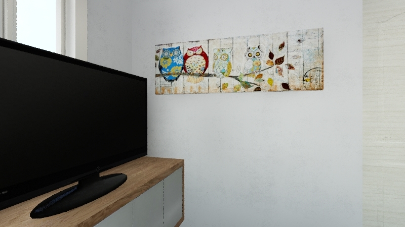 smallhome Interior Design Render