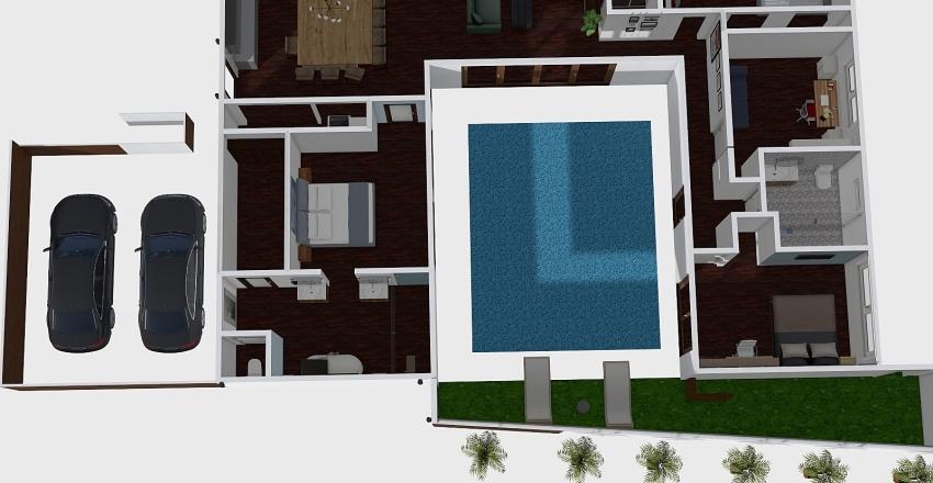 Full House OG2 Interior Design Render