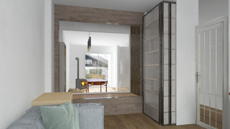 home P&N 2 Interior Design Render
