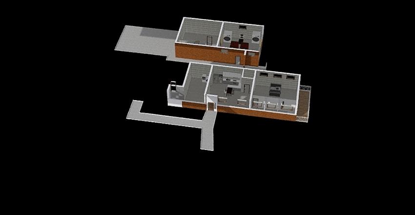 ceramist studio Interior Design Render