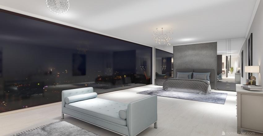 Guess Interior Design Render