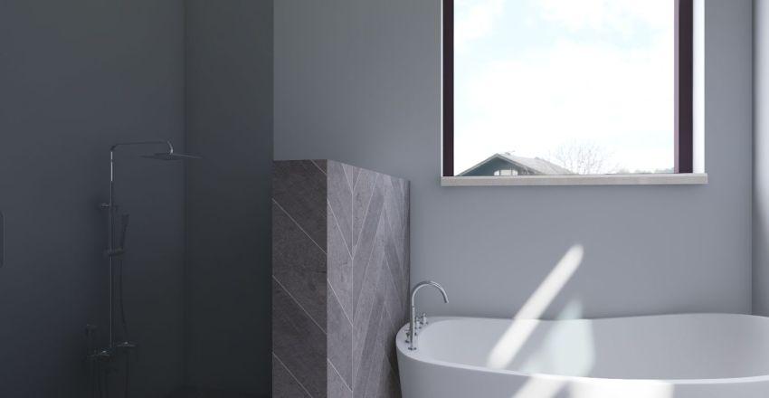 Melissa Bathroom Interior Design Render