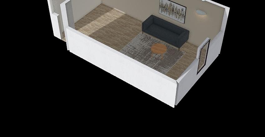 شش Interior Design Render