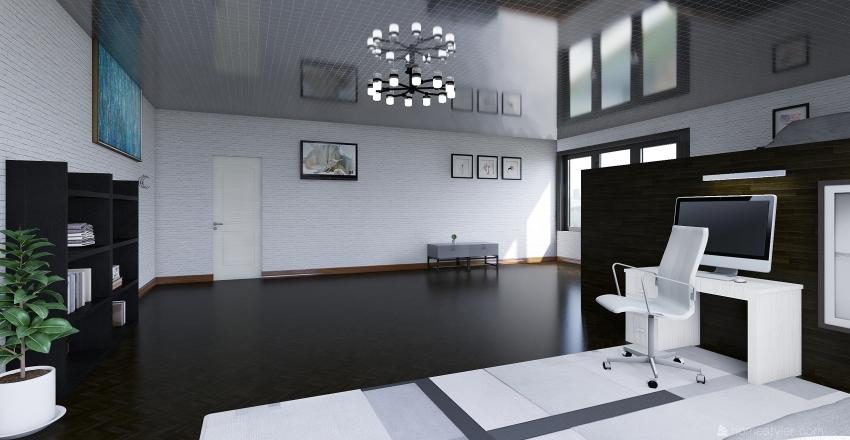 апрап Interior Design Render