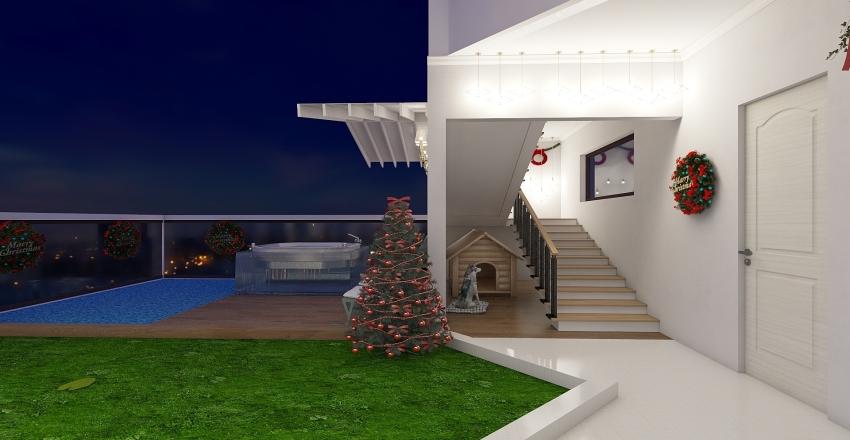navidad2019 Interior Design Render