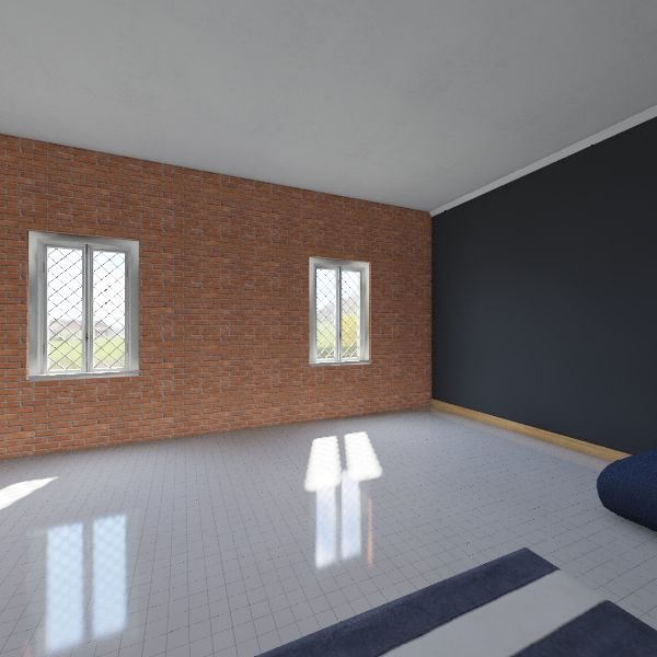 Sala Jovem Interior Design Render