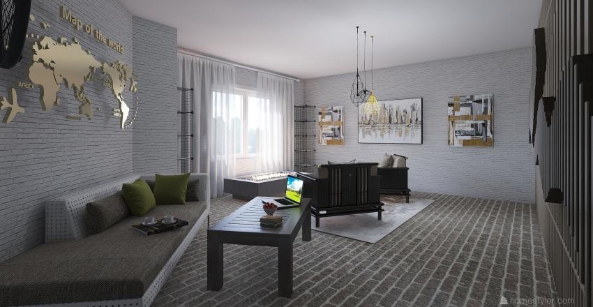 щшгн Interior Design Render