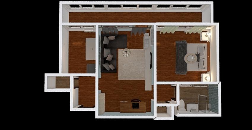 Acasă releveu Interior Design Render