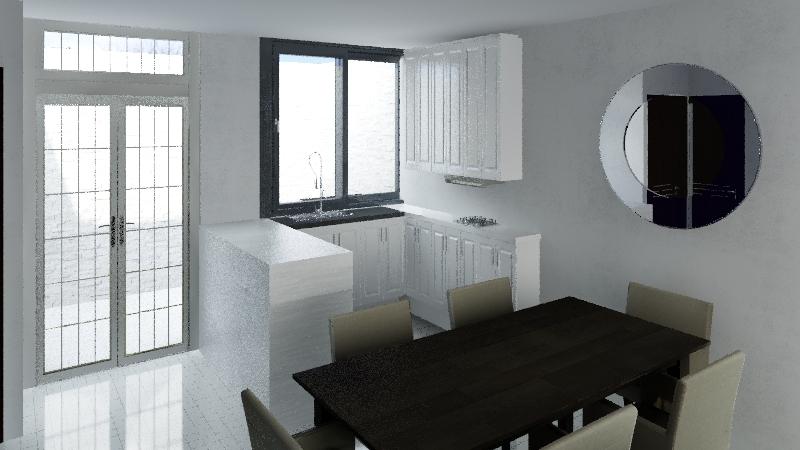 La Mesa 01 Interior Design Render