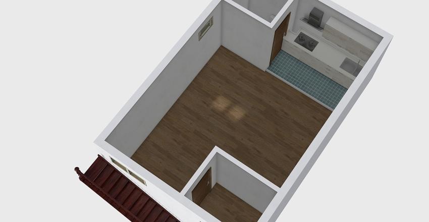 9963 Interior Design Render