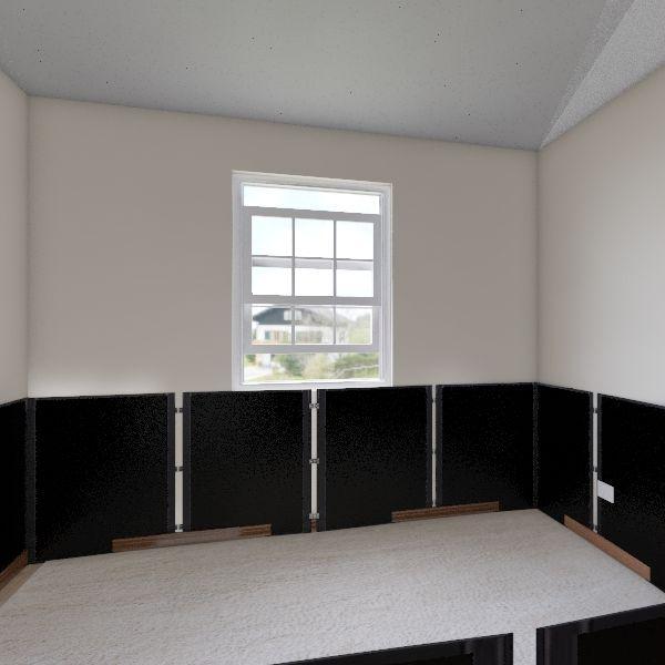 Recording Room, booth mockup 3 Interior Design Render