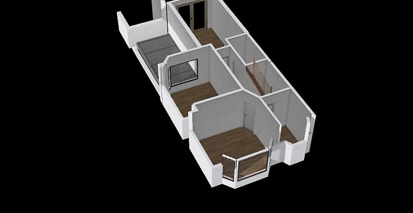 49 1st floor Interior Design Render