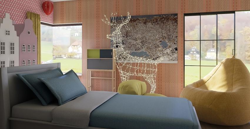 детская2 Interior Design Render