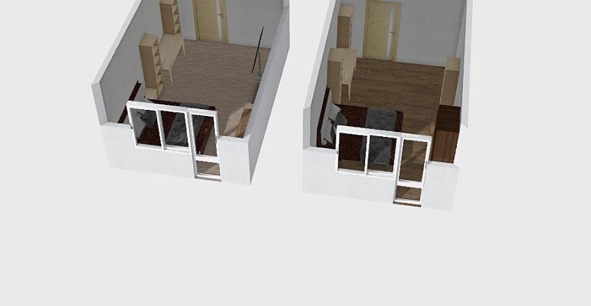 дууу Interior Design Render