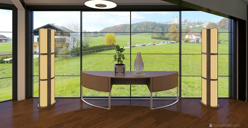 campo Interior Design Render
