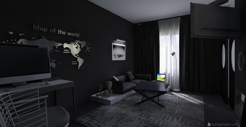 рпа Interior Design Render