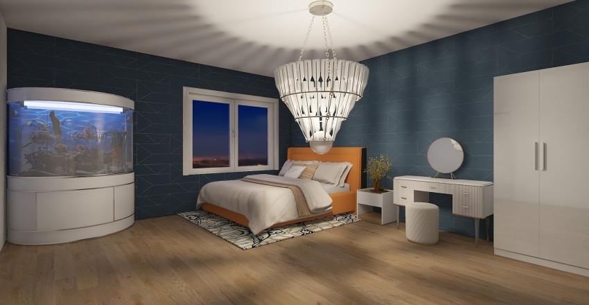 house diferent Interior Design Render