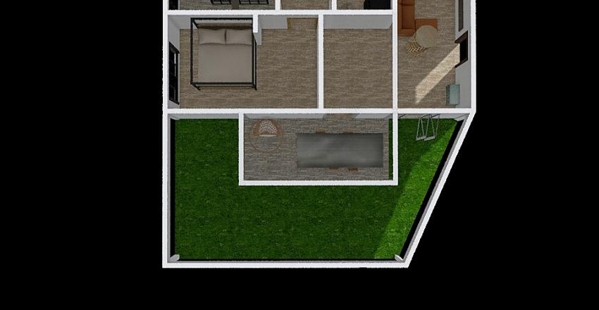Via Roncaglio Interior Design Render